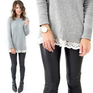 Jillian Harris x Privilege | Luna pullover sweater